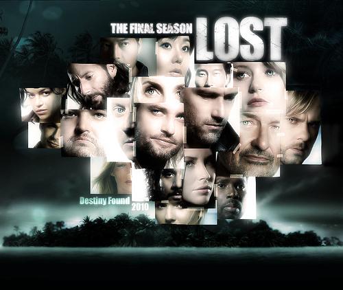 دانلود فصل آخر سریال lost